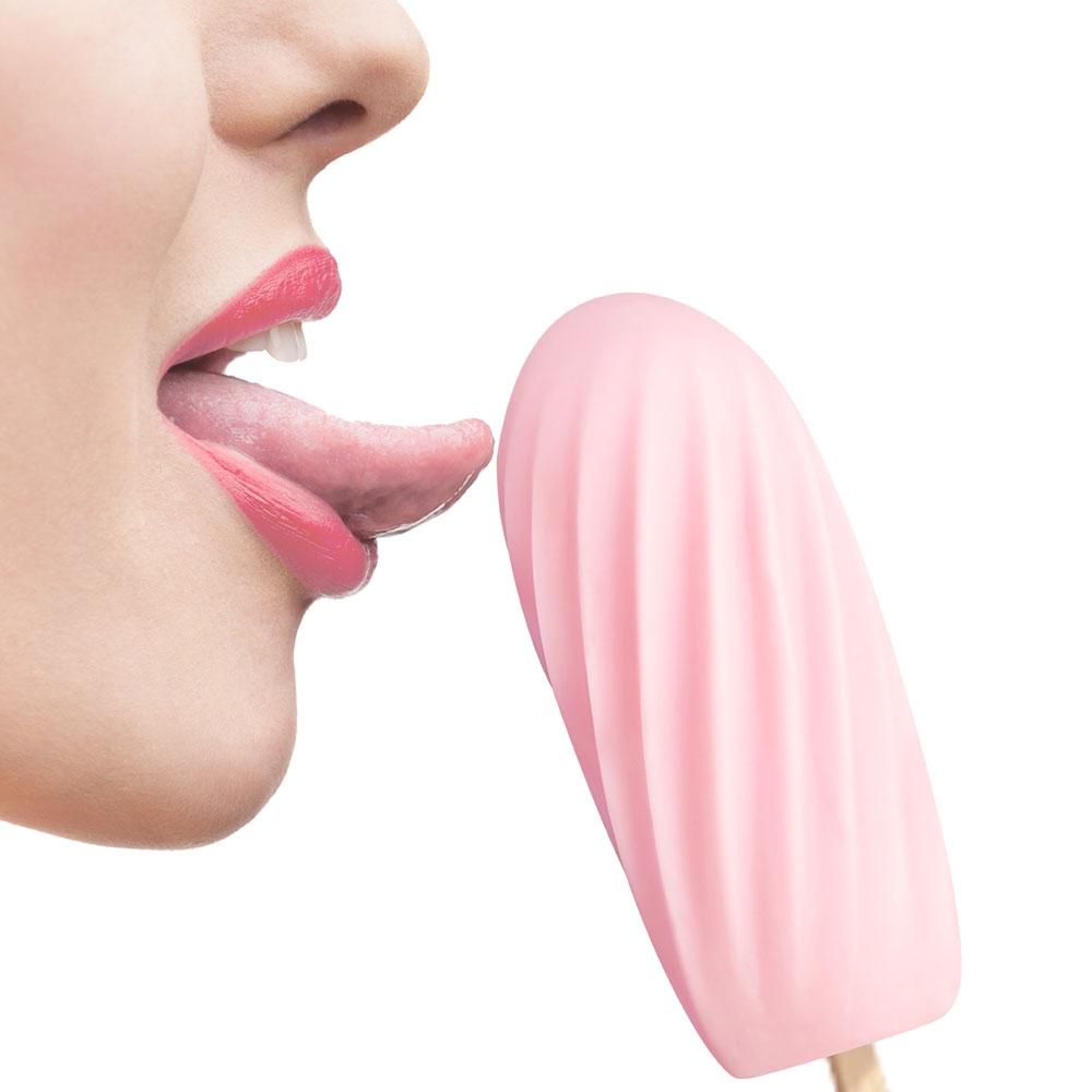 Masturbateur Hedy Ice Cream Blow Job