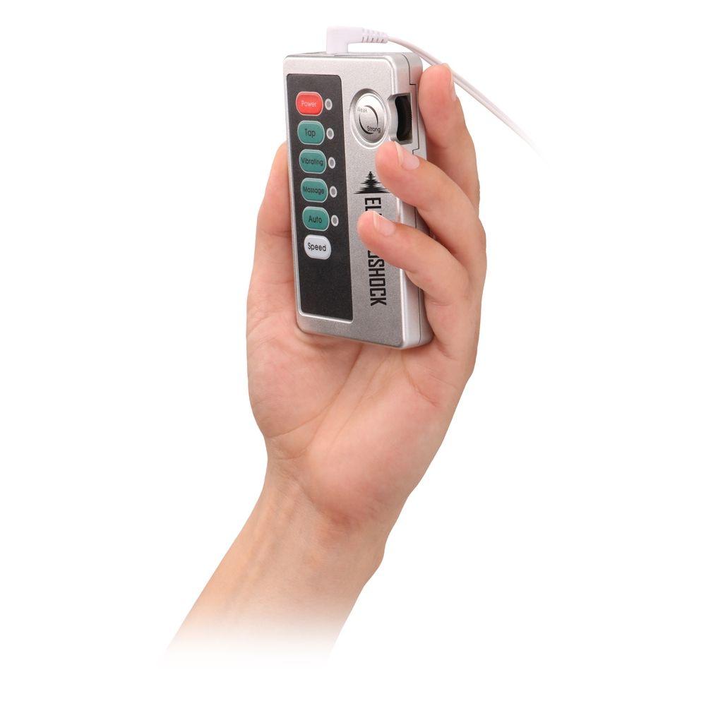 Cockring Ball Strap E-Stimulation