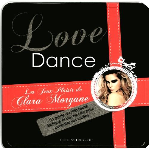 Coffret Love Dance Clara Morgane