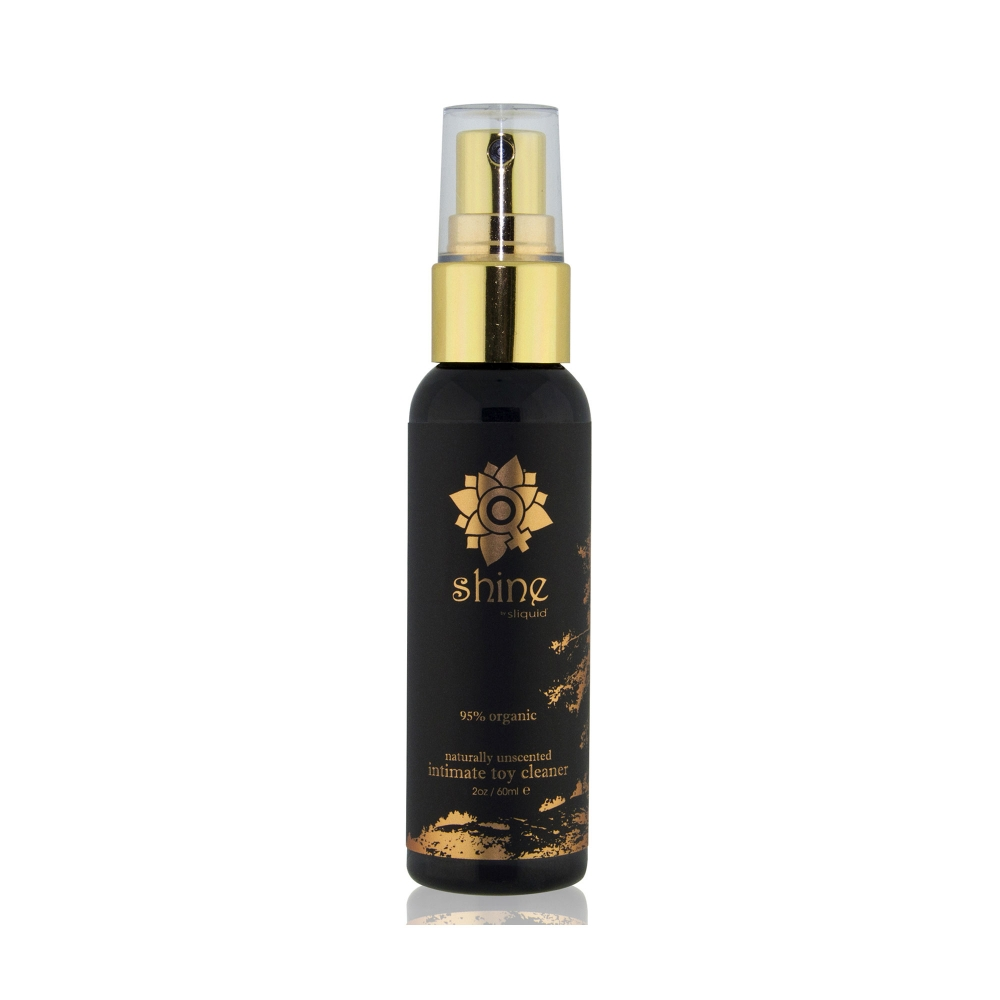 Spray Nettoyant pour Sextoys Shine 60 ml