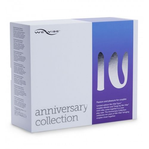Coffret We Vibe Anniversary Collection