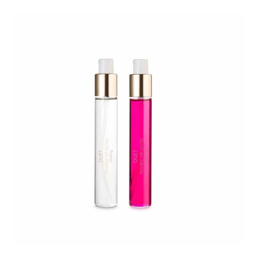 Gloss Embrassables pour Tétons Effet Chaud & Froid Nip Gloss Duet