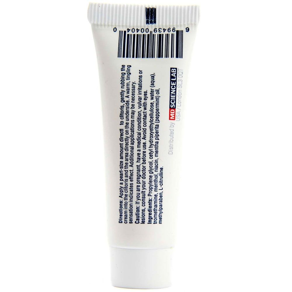 Crème Stimulante pour Clitoris Viva Cream 10 ml
