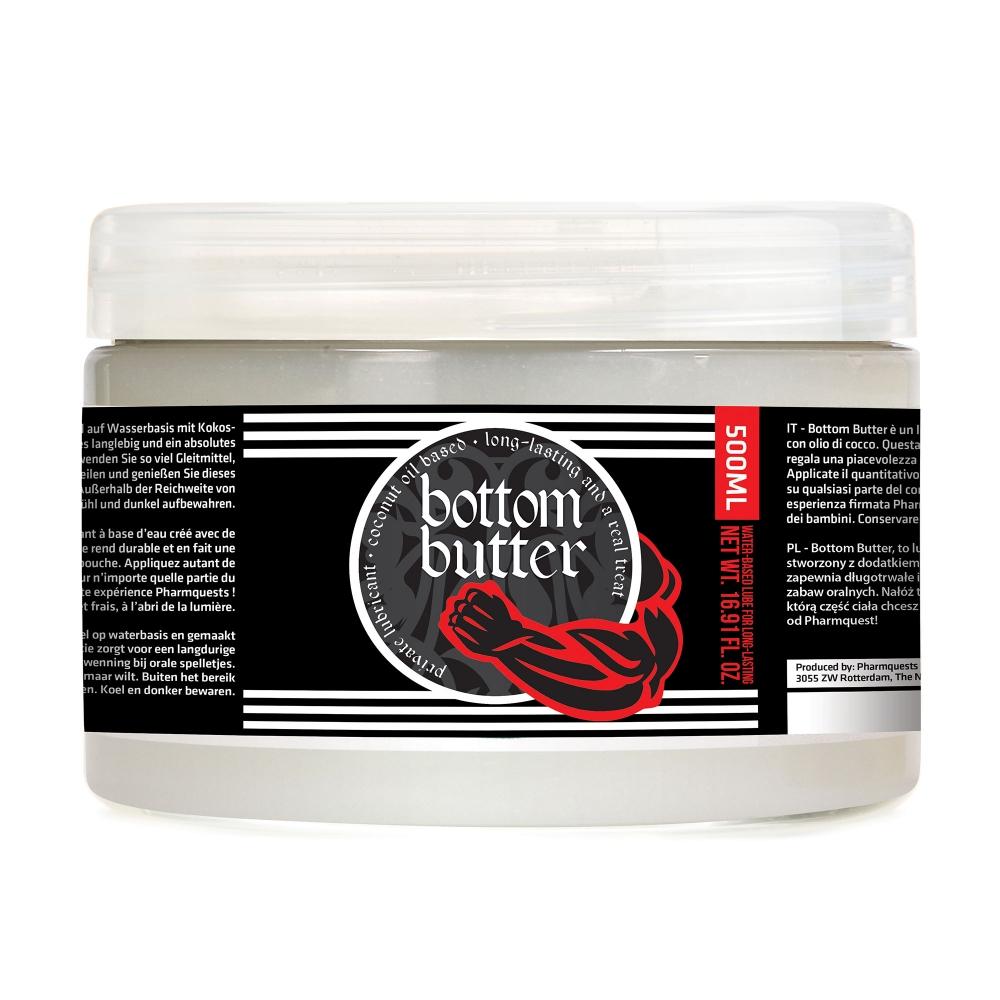 Lubrifiant Anal Bottom Butter 500 ml