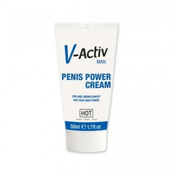 Crème Stimulante Pénis V-Activ