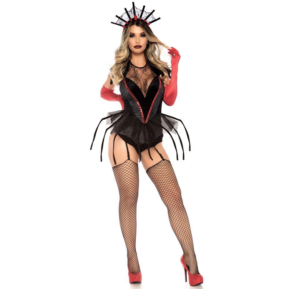 Costume Araignée 3 Pièces