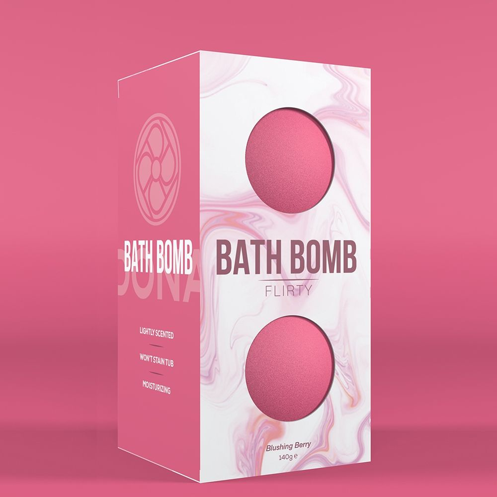 Flirty Bath Bomb DONA by JO