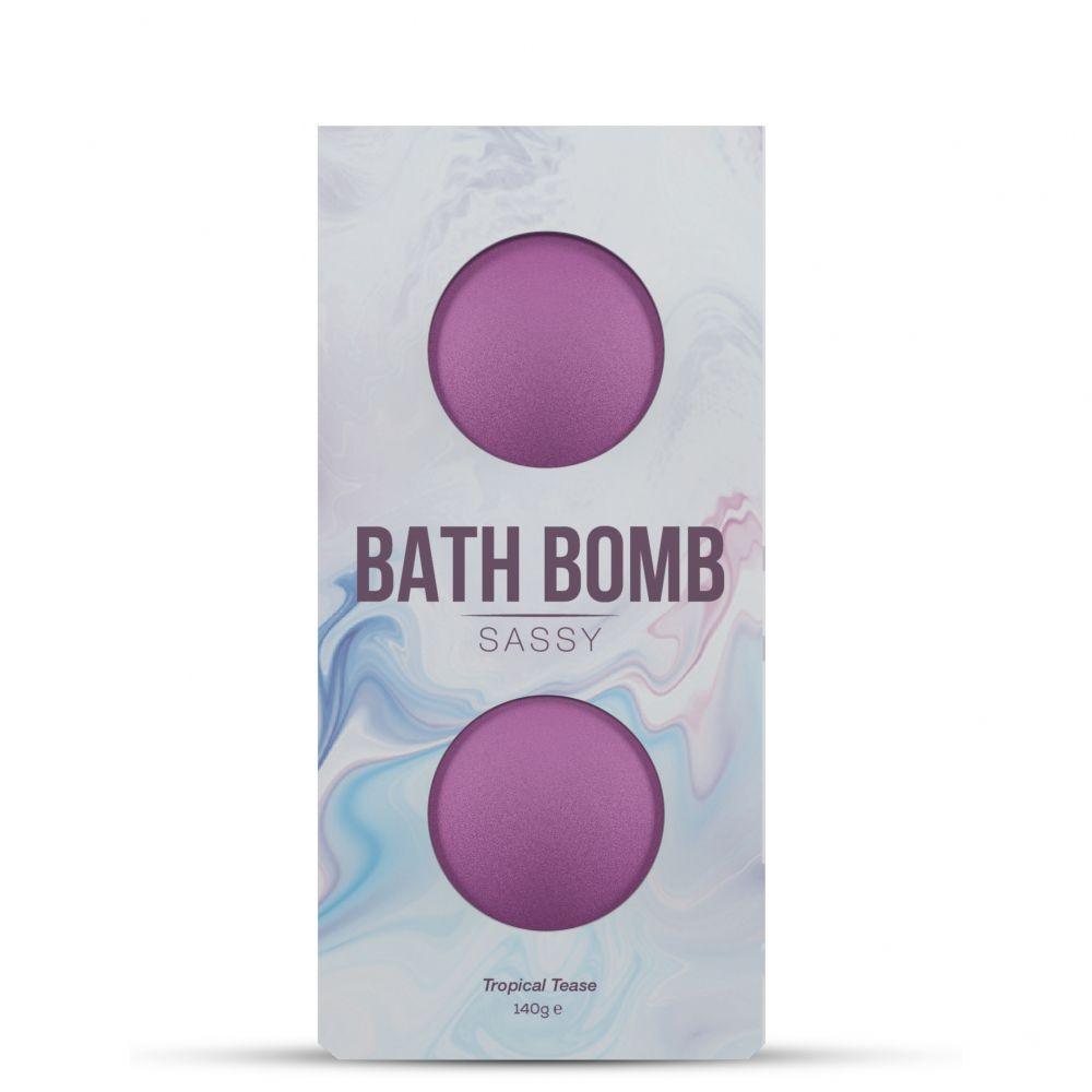 Sassy Bath Bomb DONA by JO