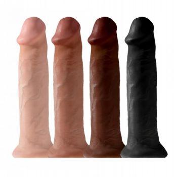 Dildo Ventouse 35,6 cm King Cock