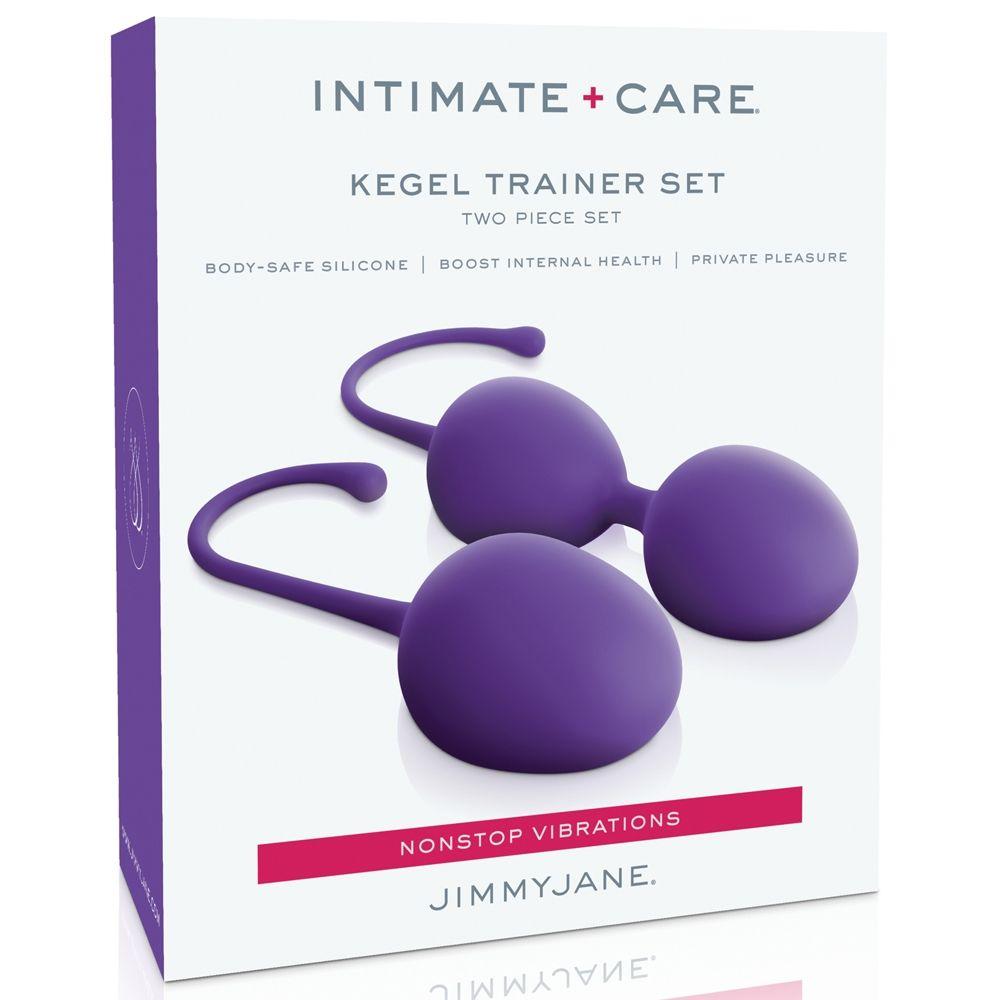 Kit Boules de Geisha  Intimate Care Kegel Trainer Set