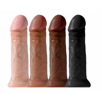 Dildo Ventouse 28 cm King Cock