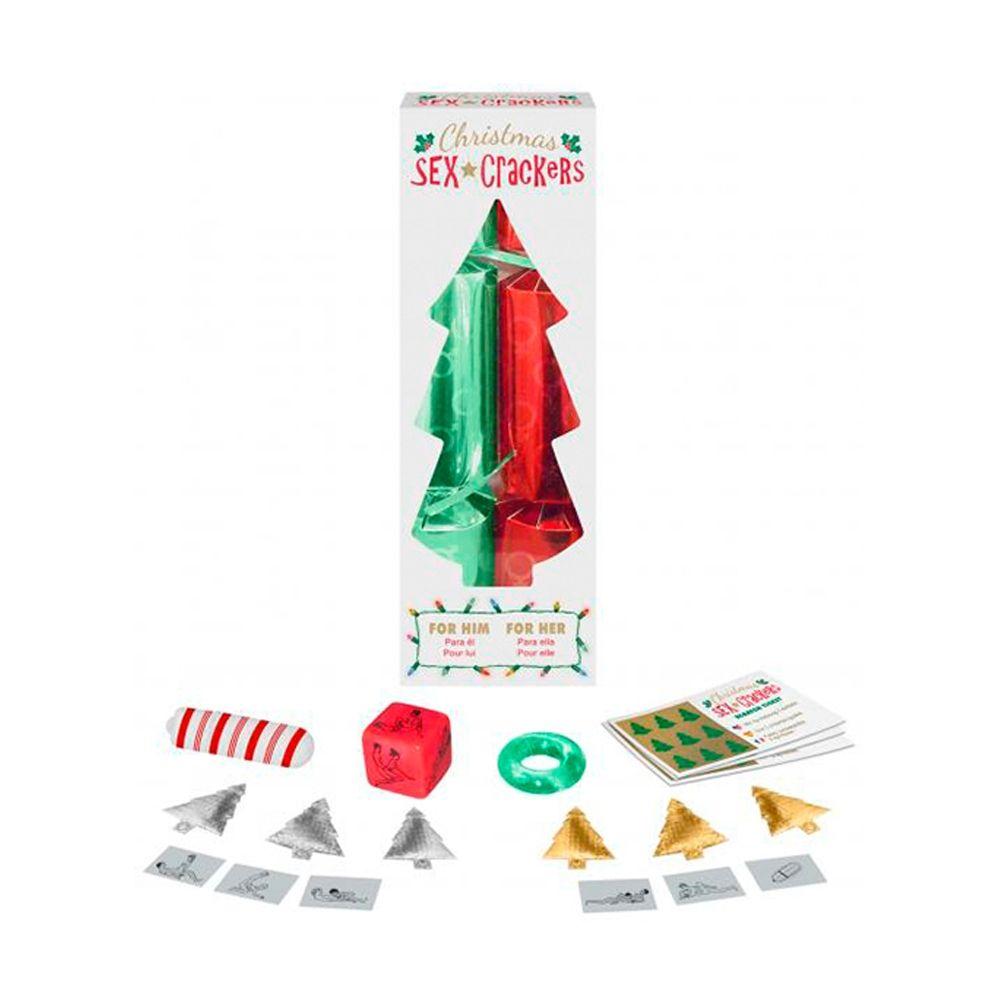 Sex Crackers Surprise Christmas
