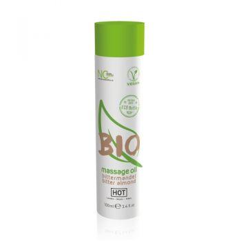 Huile de Massage Bio Amande Amère 100 ml