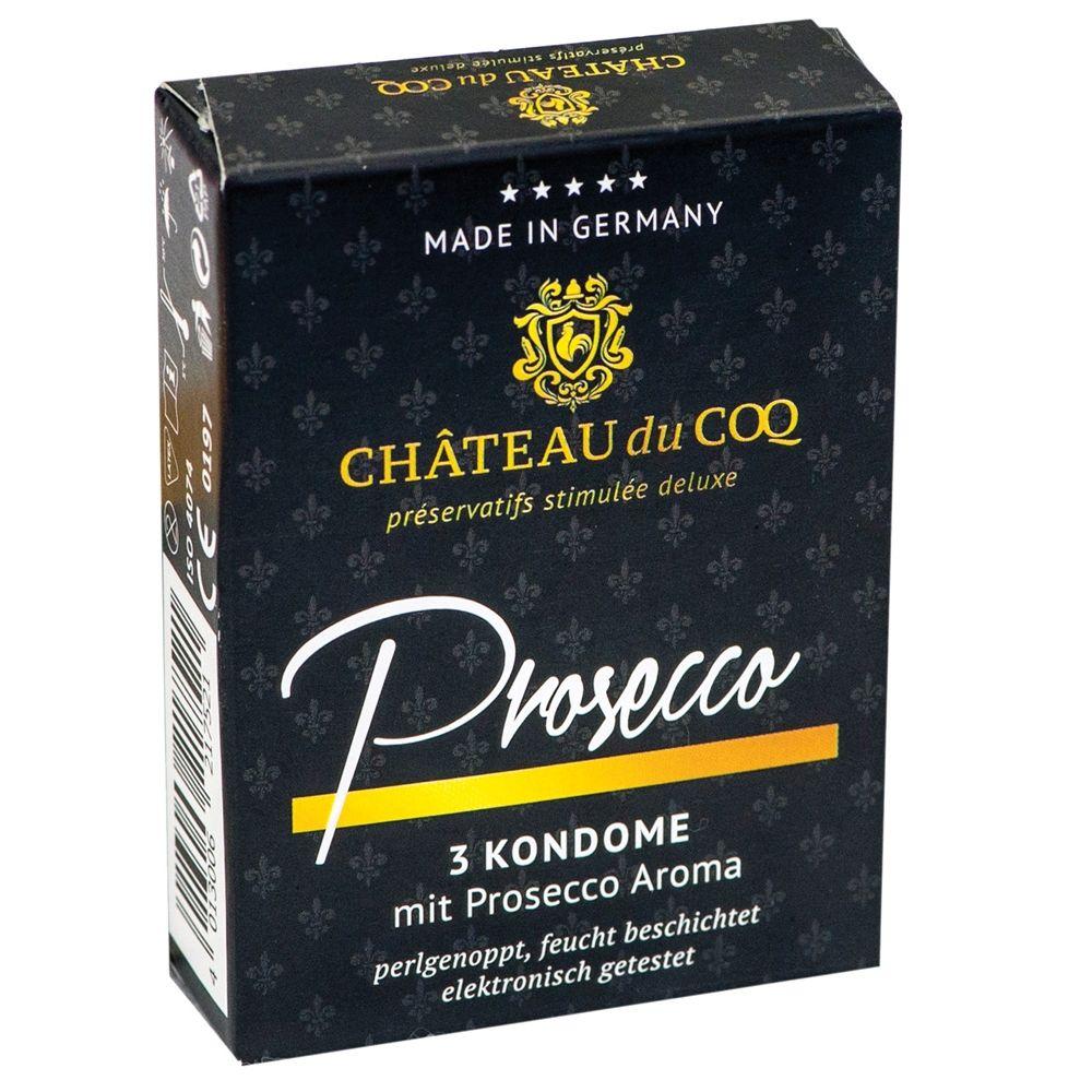 SICO Château du Coq Prosecco Boîte de 3