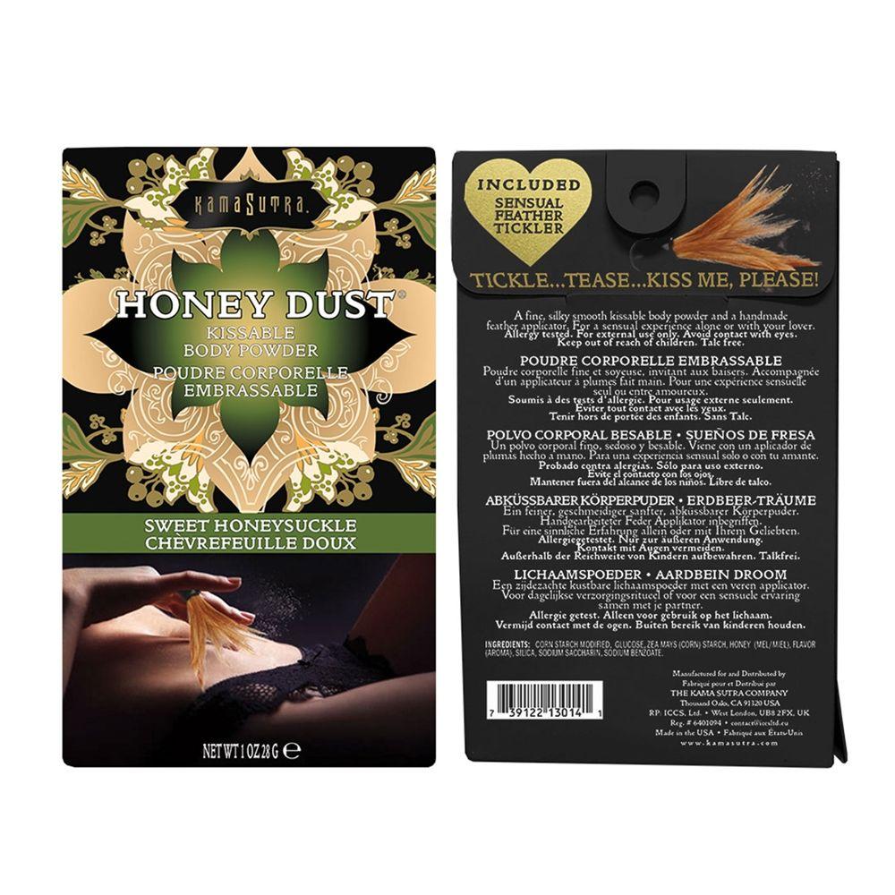 Kama Sutra Honey Dust Sweet Honeysuckle 28 g