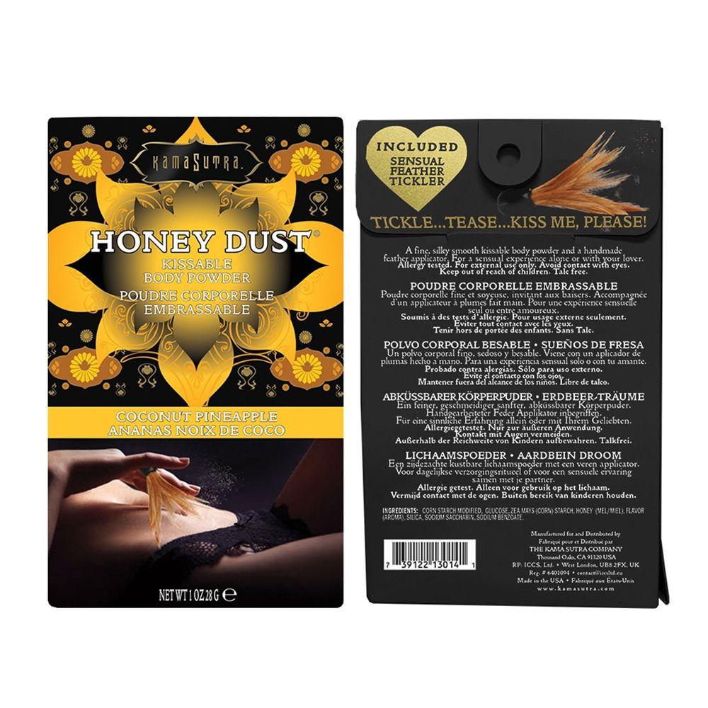 Kama Sutra Honey Dust Coconut Pineapple 28 g