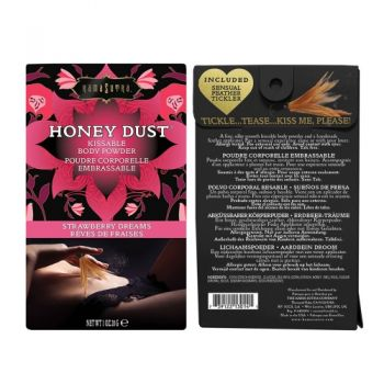 Kama Sutra Honey Dust Strawberry Dreams 28 g