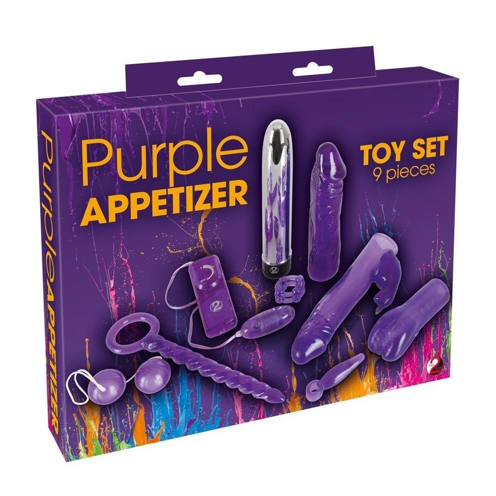 You2Toys Purple Appetizer