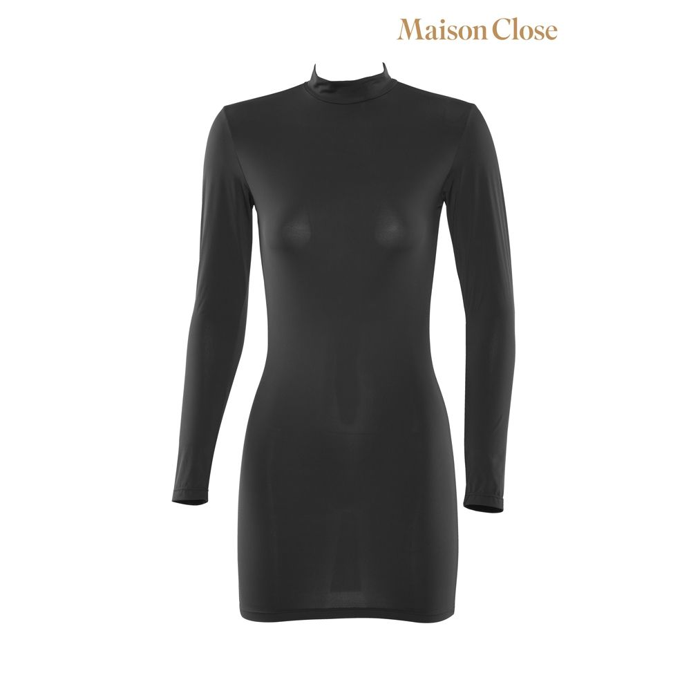Robe Manches Longues Pure Tentation