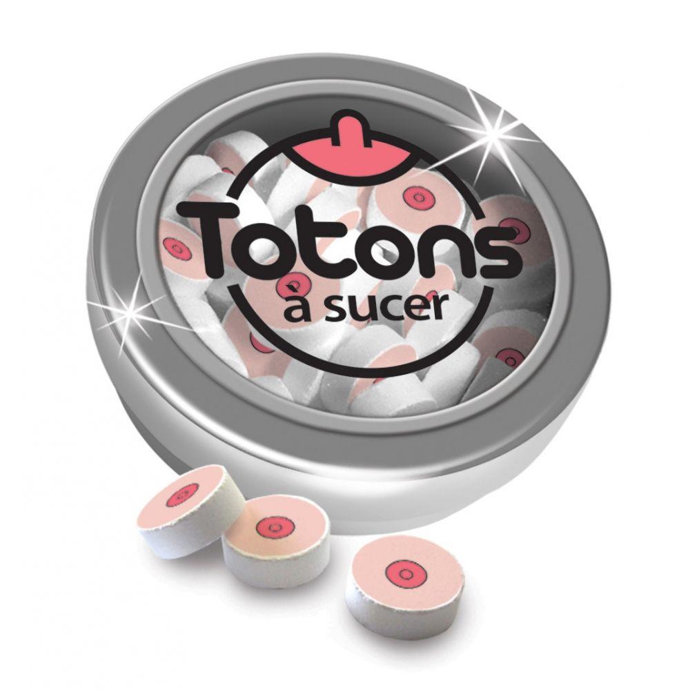 Bonbons Tétons à Sucer