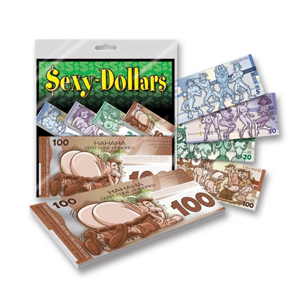 Billets Sexy Dollars