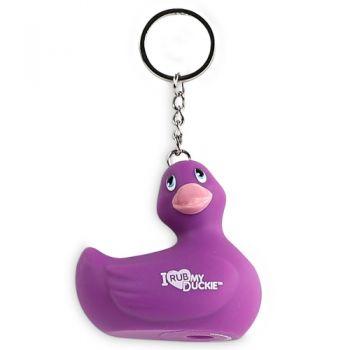 Porte-Clés Canard I Rub My Duckie