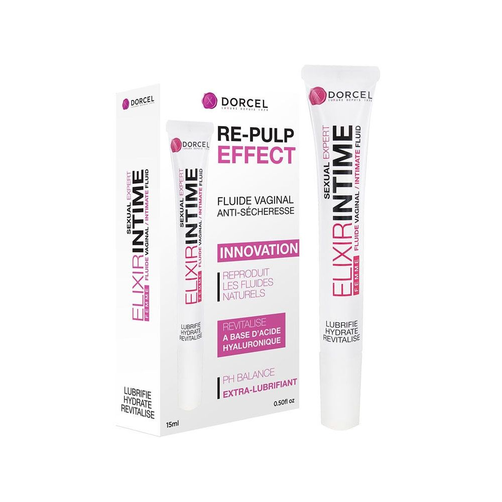 Fluide Vaginal Anti-Sécheresse Re-Pulp Effect