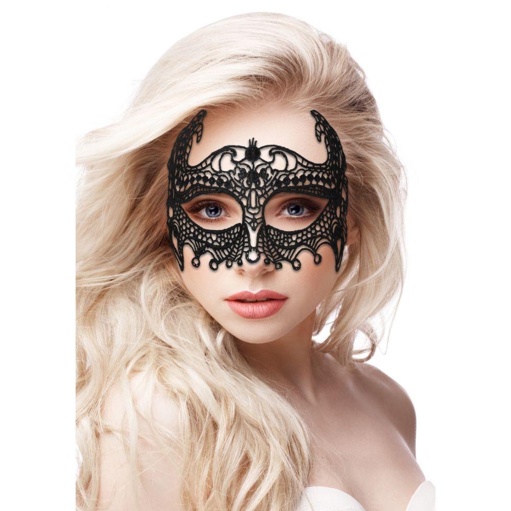 Masque Empress Noir