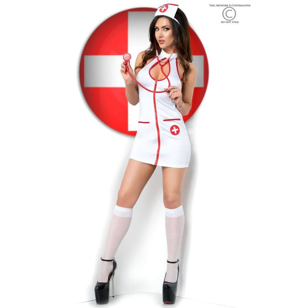 Costume Infirmière Sexy CR3854