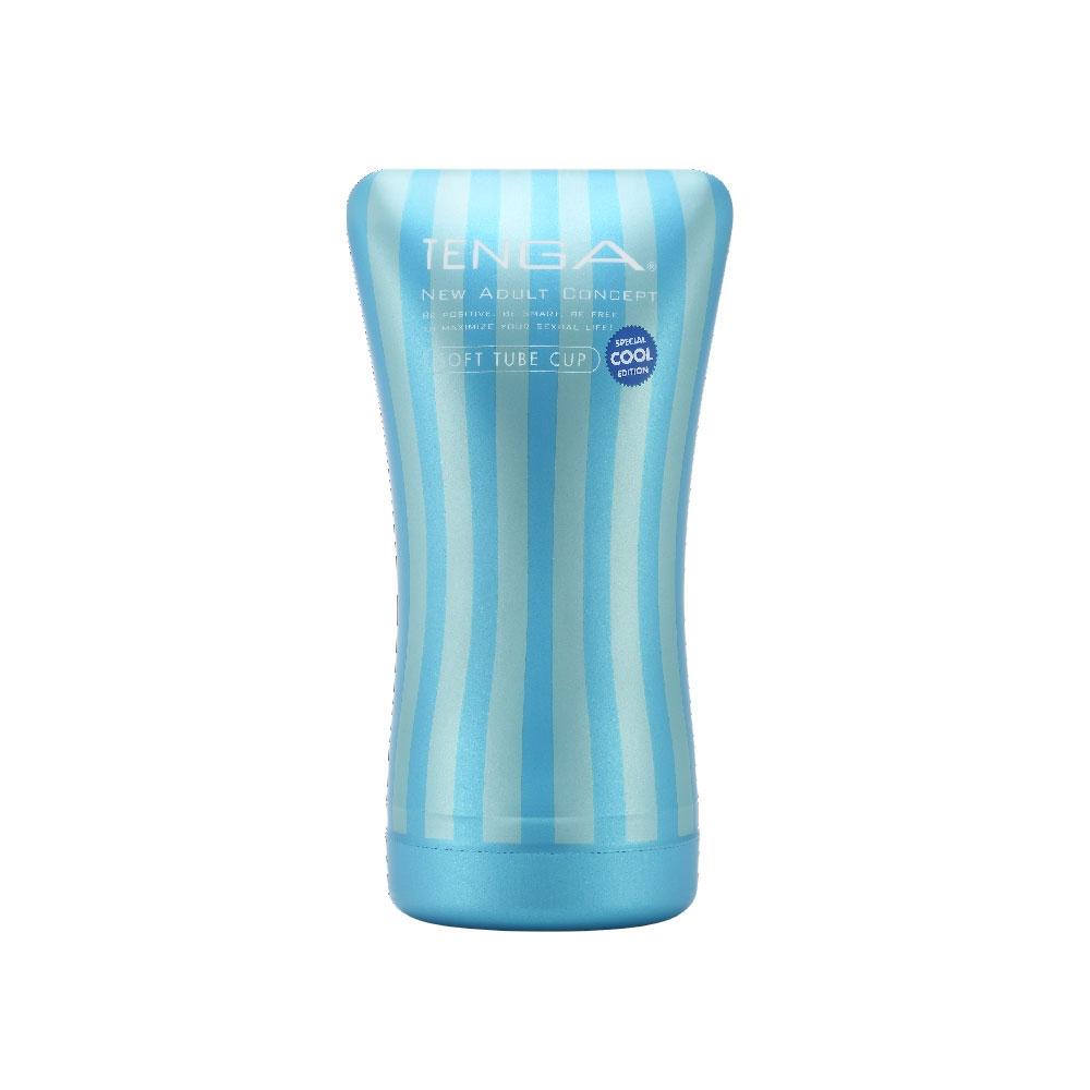 Masturbateur Cool Soft Tube Cup
