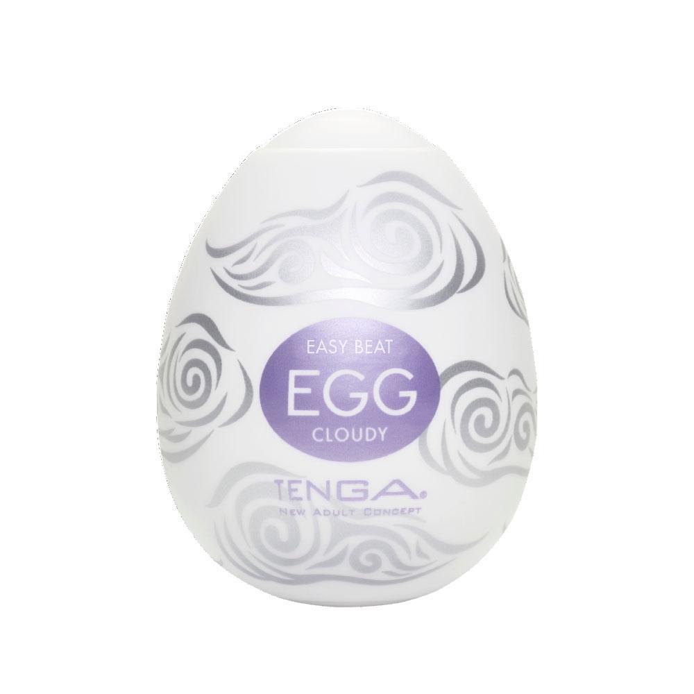 Masturbateur Egg Cloudy