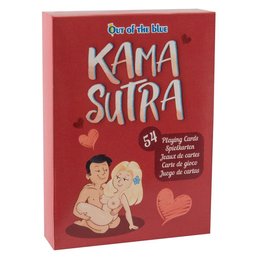 Jeu de Cartes KamaSutra