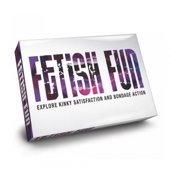 Jeu de L'Oie Coquin pour Couple Fetish Fun