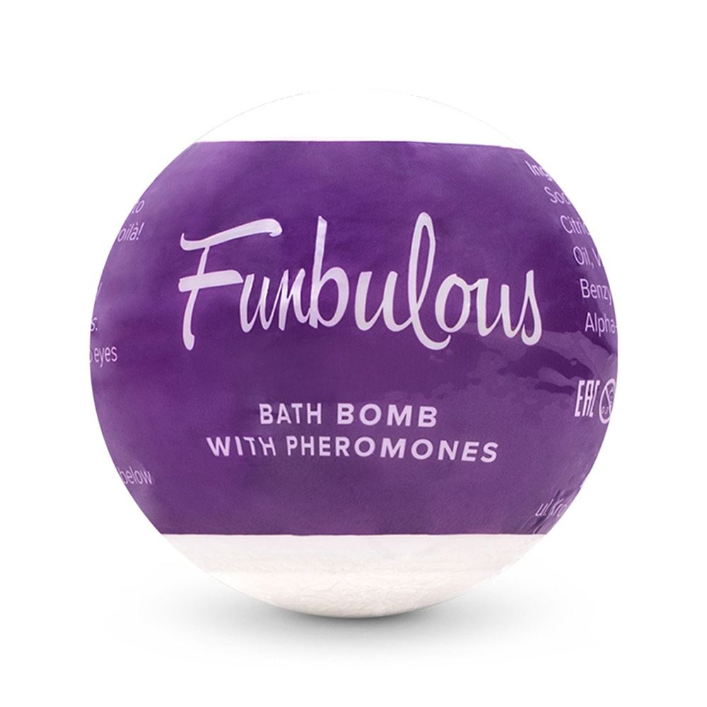Boule de Bain aux Phéromones Funbulous
