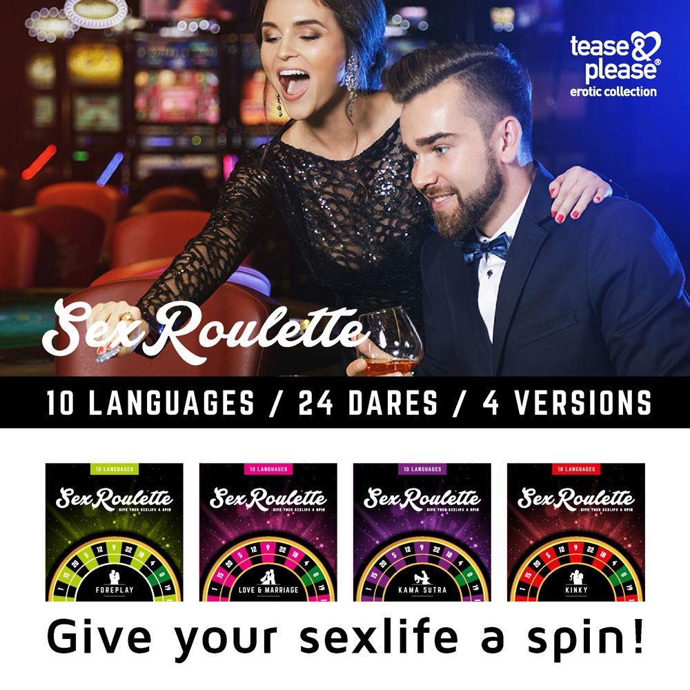 Jeu Coquin Sex Roulette Kinky
