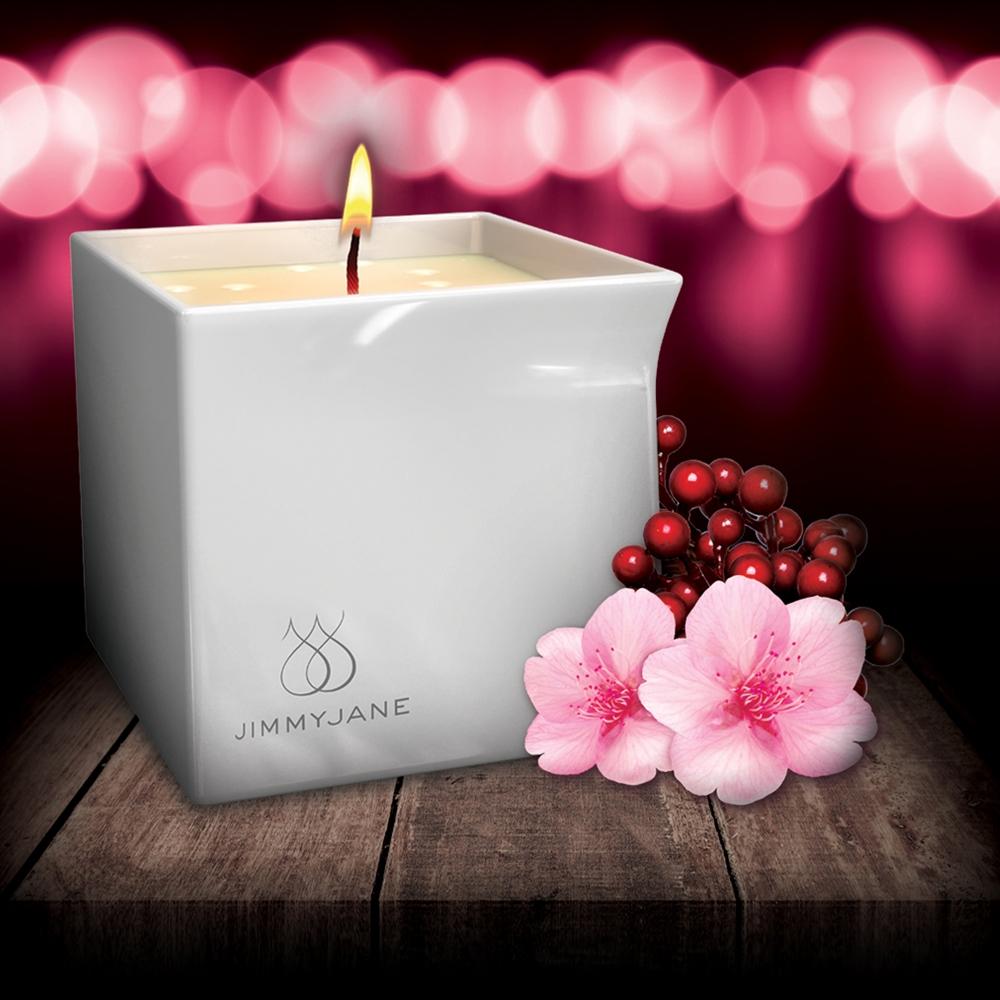 Bougie de Massage Afterglow Berry Blossom