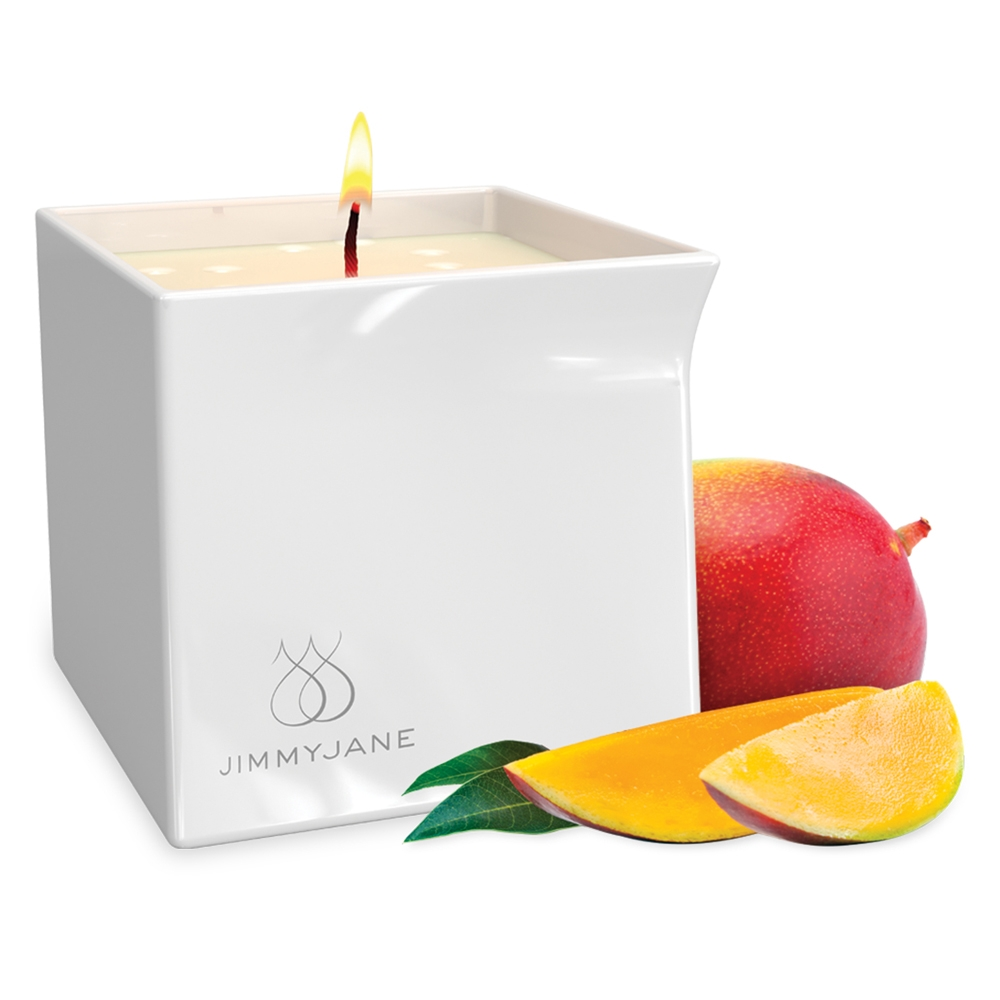 Bougie de Massage Naturelle Afterglow Mystic Mango