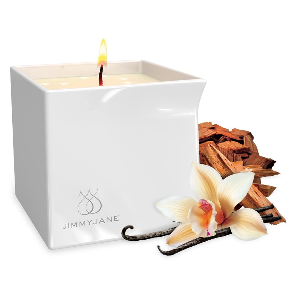 Bougie de Massage Naturelle Afterglow Vanilla Sandalwood