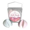 Boules de Bain Sex Fortune Cookie par 6