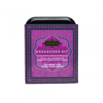 Kit Week-End Weekender Baiser de Framboise Kama Sutra
