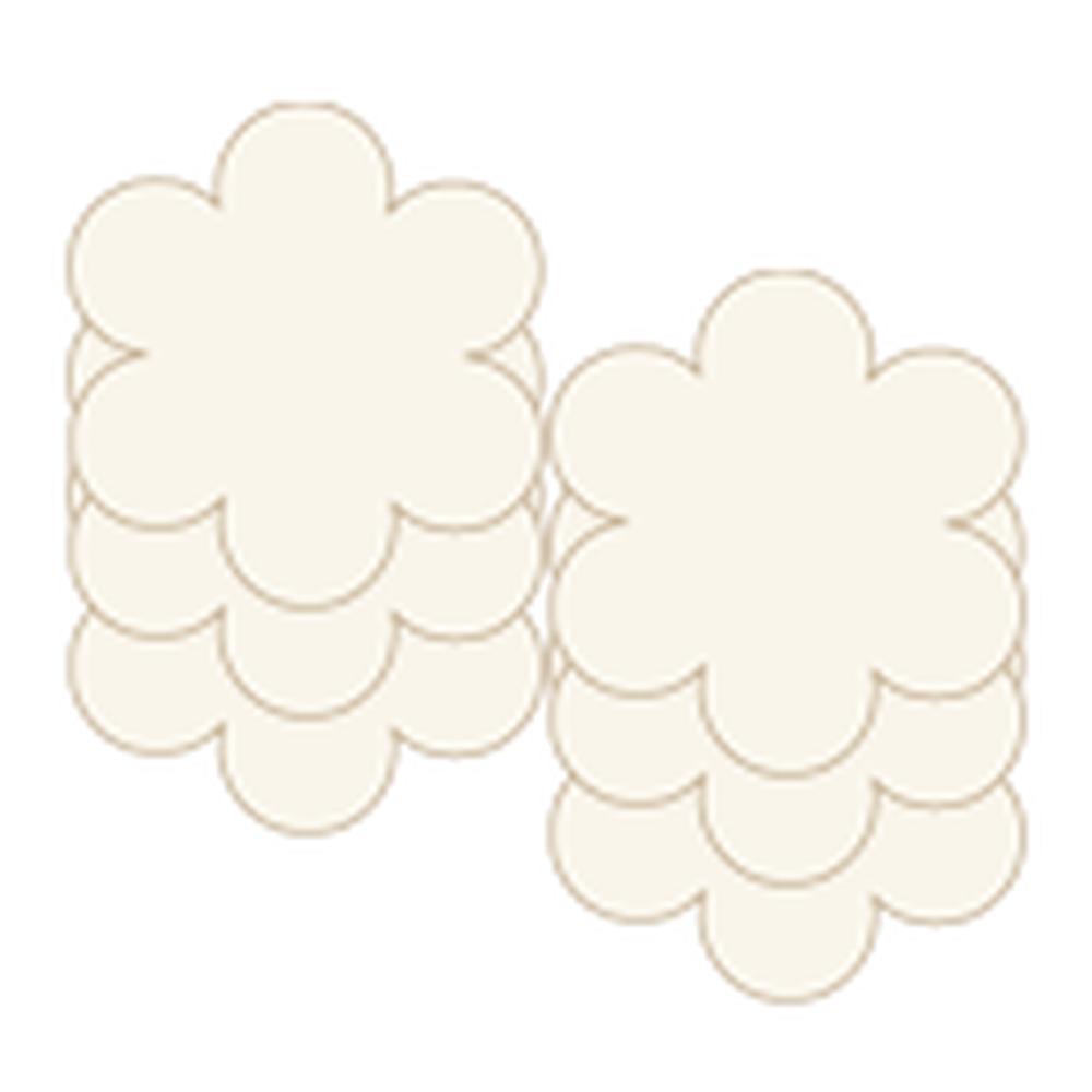 Adhésifs de Rechange Pastease Refills Pétale