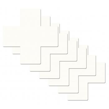 Adhésifs de Rechange Pastease Refills Croix