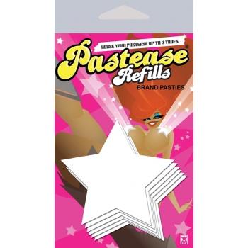 Adhésifs de Rechange Pastease Refills Étoile