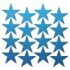 Autocollants Réfléchissants Body Minis Étoile Bleu