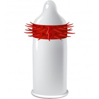 Préservatif Hot Red Soft
