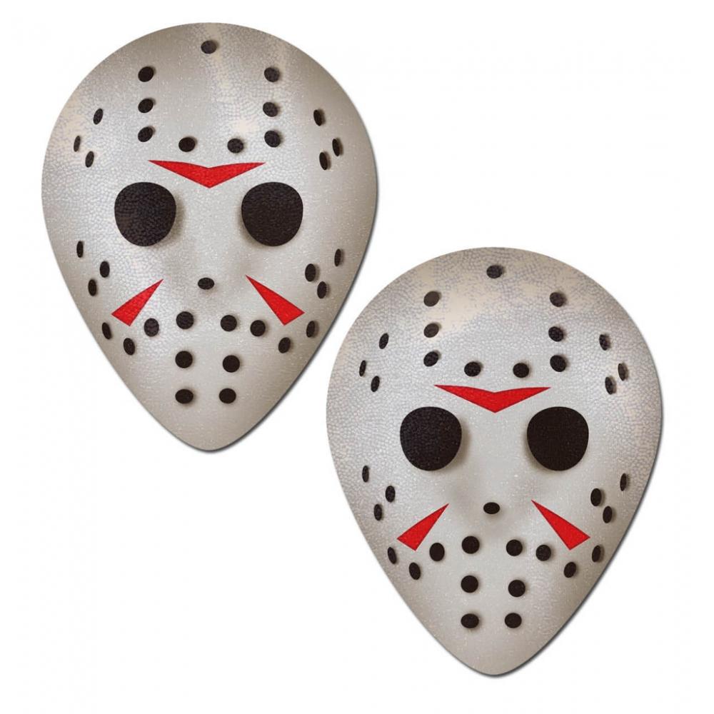 Caches-Seins Masque Halloween