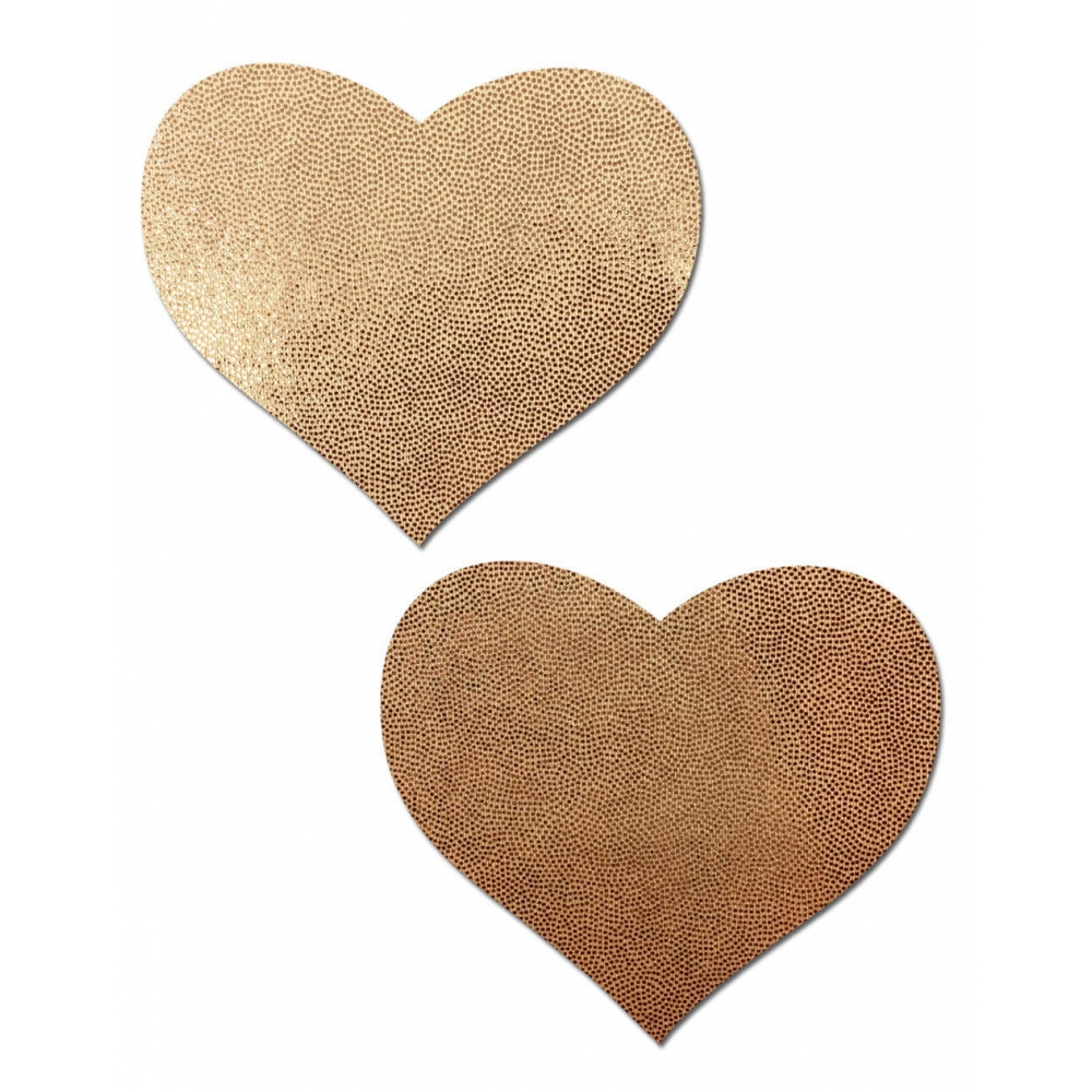Caches-SeinsCoeur Rose Gold