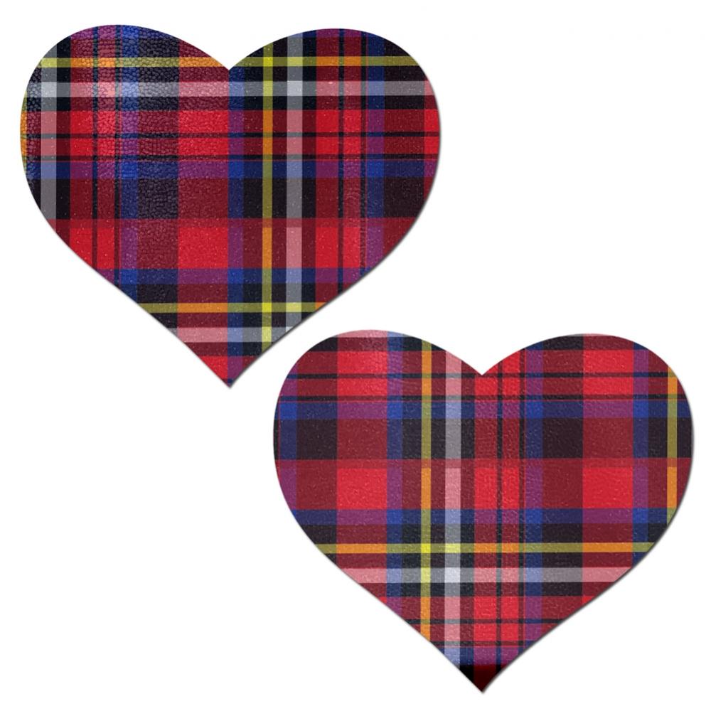 Caches-Seins Coeur Écossais
