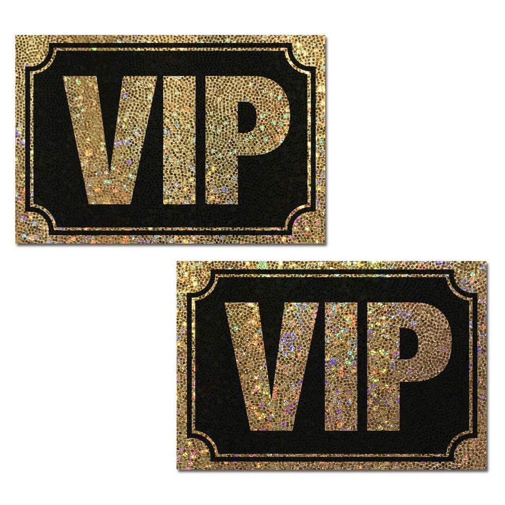 Caches-Seins Glitter VIP