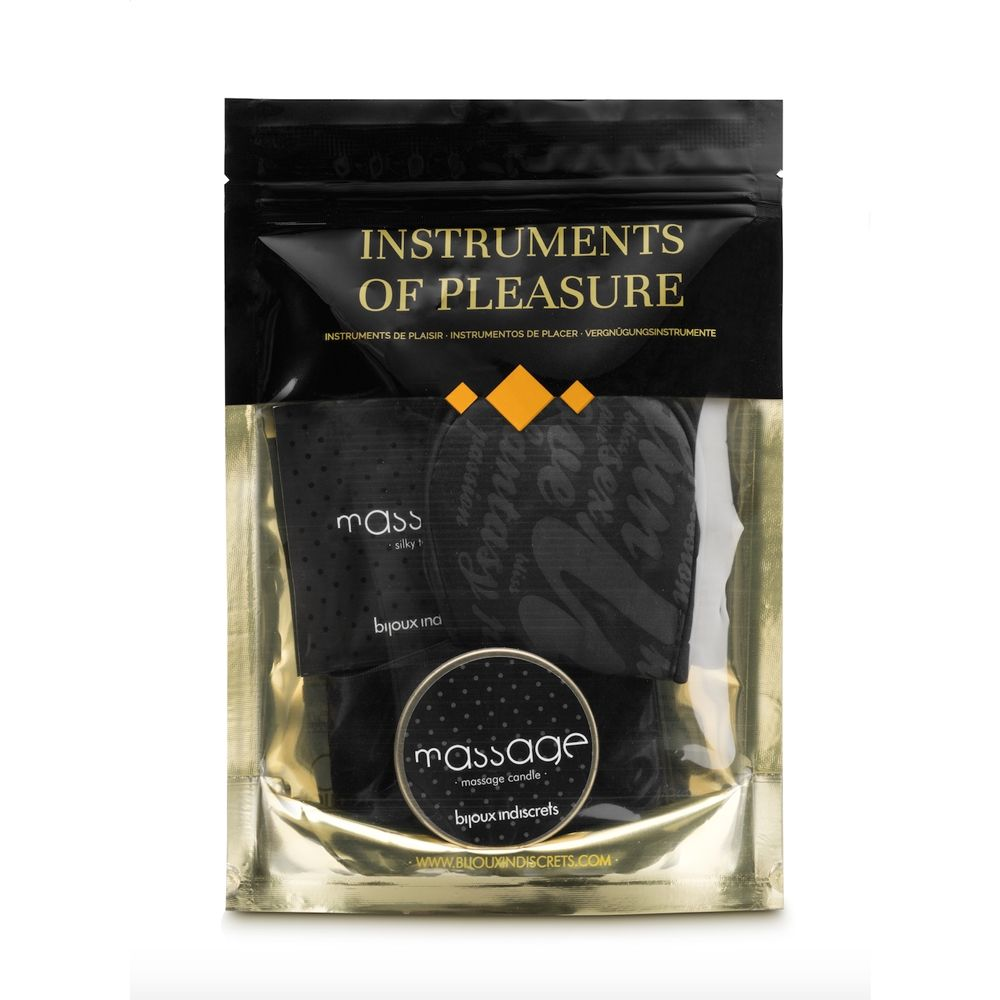 Coffret Instruments de Plaisir Orange Label